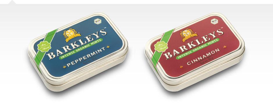 Barkleys Bio Mints