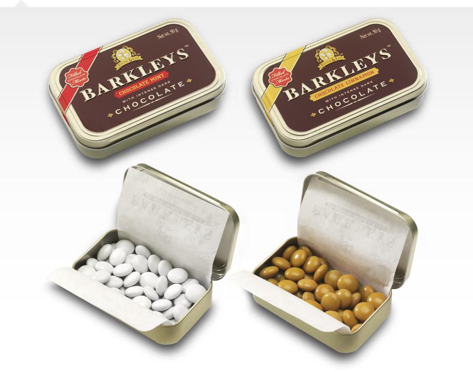 Barkleys Chocolate Mints